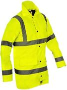 Hi Viz Waterproof Jacket