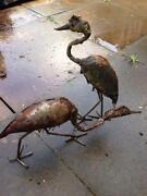 Metal Garden Birds