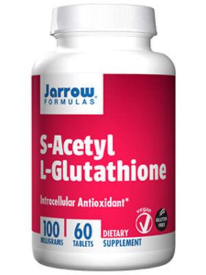 Jarrow Formulas S-Acetyl L-Glutathione 60 tabs