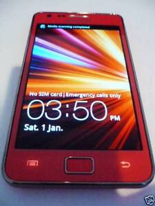 Samsung Galaxy S2 i9100T 16GB 3G Pink Excellent Unlocked Chester Hill Bankstown Area Preview
