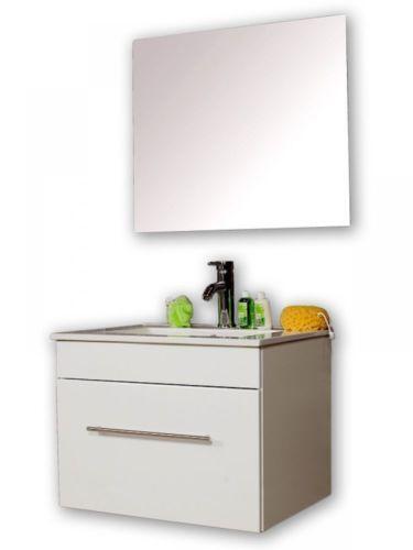 waschbeckenunterschrank hochglanz m bel ebay. Black Bedroom Furniture Sets. Home Design Ideas