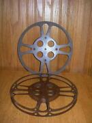 Vintage Reels Movie Metal