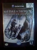 Medal of Honor European Assault GameCube