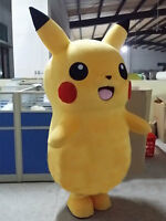 Pikachu Mascot Parties, Face Painting, Birthday Entertainment !