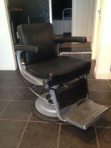 Belmont Barber Chair Ebay