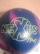 Used Brunswick Bowling Ball