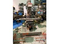 XYZ EDGE 2000 CNC 2 AXIS TURRET MILLING MACHINE YEAR 2000