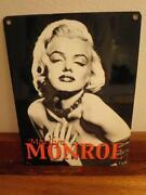 Marilyn Monroe Signed