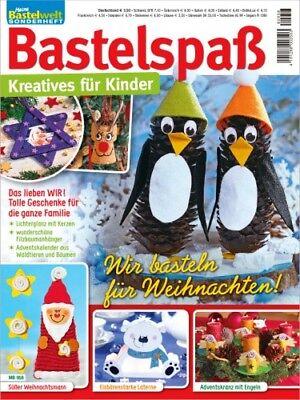 MEINE BASTELWELT MB 958 Wir basteln für Weihnachten! Adventskalender - Geschenke ()