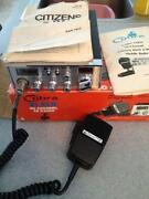 Cobra 21 CB Radio