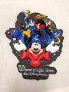 Disney World Magnets