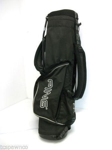 titleist golf bag black ebay