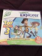 Toy Story Leapster Game