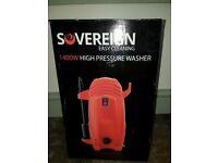 Sovereign FB510 Pressure Washer - 1400W - 90 Bar -