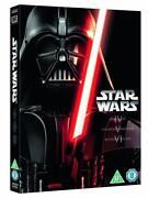 Star Wars DVD Boxset