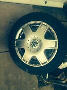 VW Golf MK4 Alloy Wheels