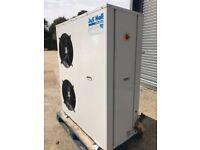 J&E Hall Freezer Condensing unit Gunter Evaporator