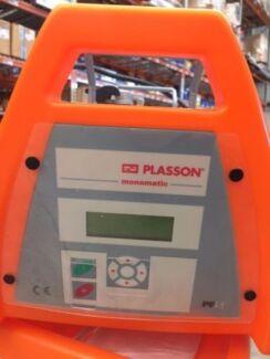 Plasson electrofusion machine