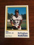 Ken Griffey Jr Rookie Card