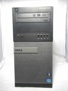 Dell Optiplex 7010/i5 3570/3.40/4GB/500GB/Windows 10 Pro• Inte