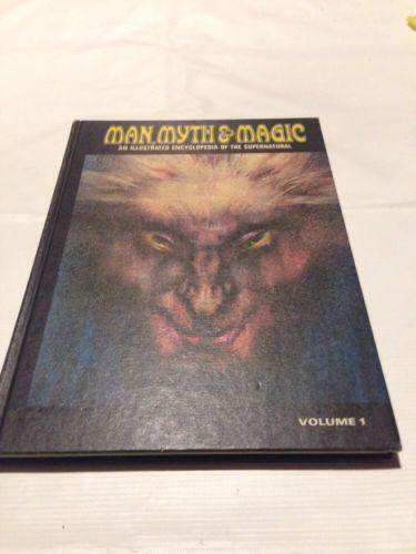 Man, Myth And Magic: An Illustrated Encyclopedia Of The Supernatural (24 Vol. Set)