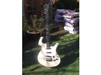 Totally Original 1997 Parker Nitefly NFV-3 Electric Guitar + Case & Original Tools May Swap / Trade