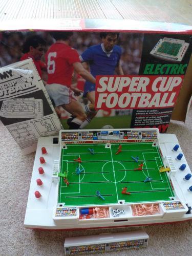 Tomy Super Cup Football Ebay