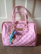 Pink Pauls Boutique Bag