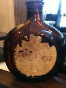 Old Forester Whiskey Bottle