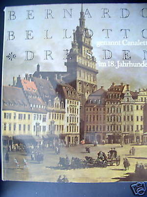 Bernardo Bellotto genannt Canaletto Dresden 18. Jahrh.