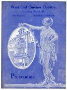 Cinema Programmes
