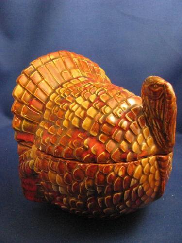 ceramic turkey ebay