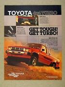 Toyota Turbo Truck