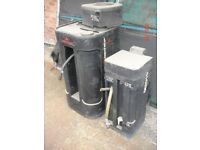 AIR COMPRESSOR OIL & WATER SEPERATOR