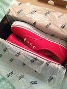 Vans Authentic Red Womens