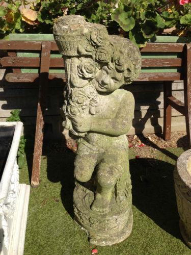 Concrete Garden Ornaments Ebay