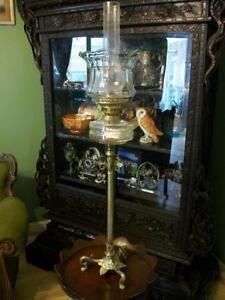Victorian Oil Lamp Shade