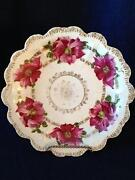 Decorative Flower Plates