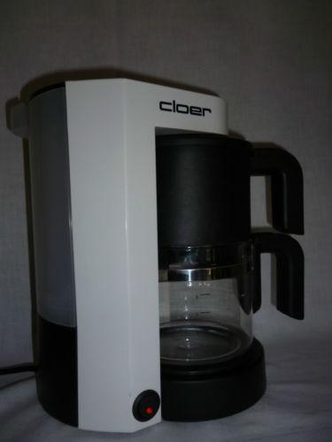 cloer kaffeemaschine ebay. Black Bedroom Furniture Sets. Home Design Ideas