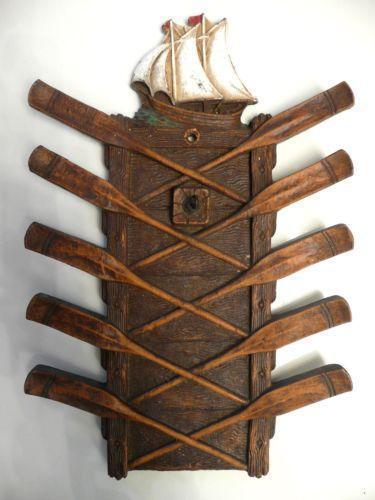 Wooden Tie Rack Ebay