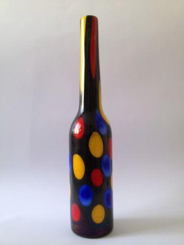 Murano Venini Vase Italian Ebay