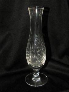 Crystal Vase Ebay