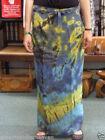 Tie Dye Wrap Dresses