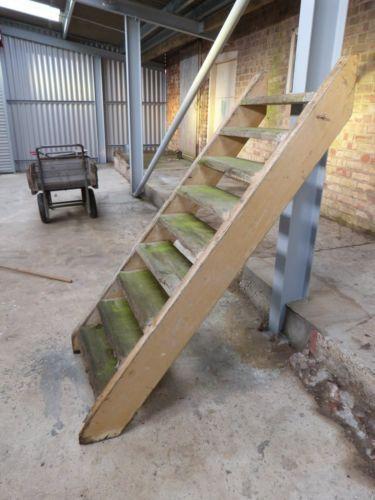 Wooden Garden Steps Ebay
