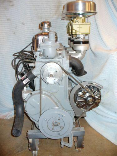 on Chevy 235 6 Cylinder Engines