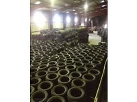 £5 PART WORN TYRE WHOLESALE *** BUY FROM ONE OF THE LARGEST WHOLESALERS IN THE UK ***