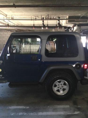 used jeep wrangler hard top ebay. Black Bedroom Furniture Sets. Home Design Ideas