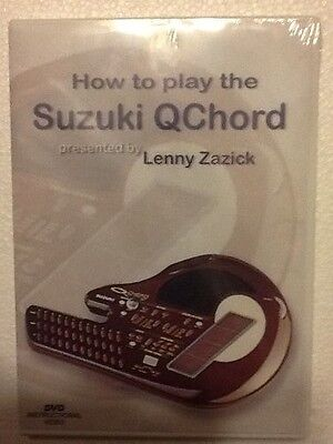 """DVD - """"How to Play Suzuki QChord"""" - It's Easy, Just Watch and Learn    for sale  Mesa"""