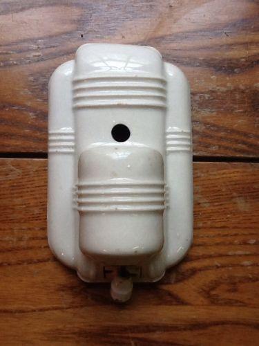 Vintage porcelain bathroom fixtures ebay for Vintage bathroom fixtures ebay