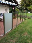 Windschutz Glas